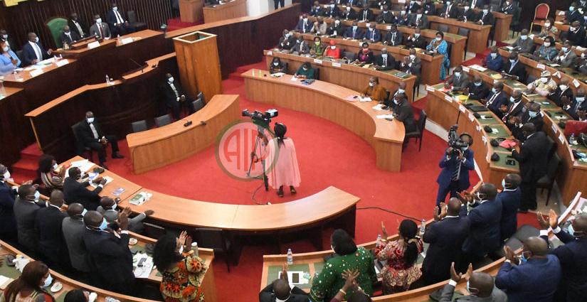 Election du président de l'Assemblée nationale de Côte d'Ivoire 14