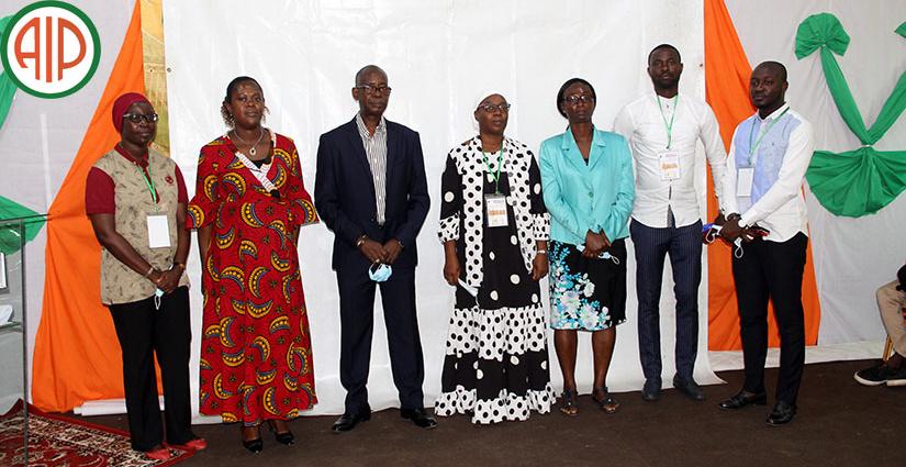 Lancement du Concours national d'orthographe par l'ONG medaille
