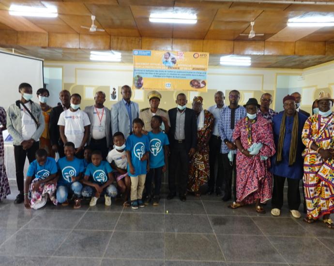 Le projet ARPEJ lancé pour améliorer la prise en charge des enfants et jeunes en situation de vulnérabilité