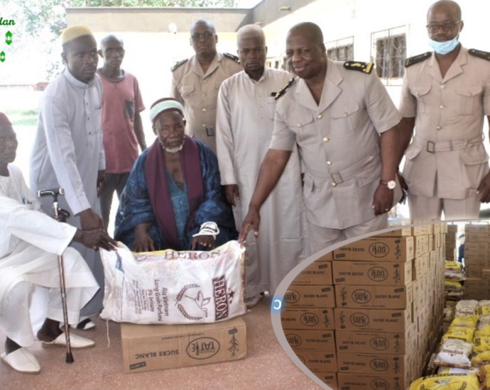Don PR musulmans Mankono Ramadan 2021