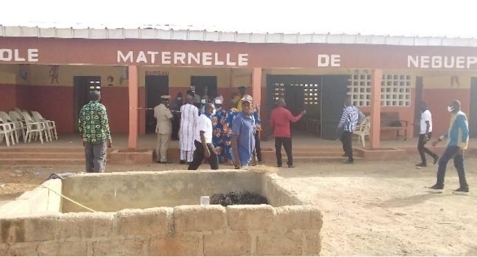 Ecole maternelle Néguépié