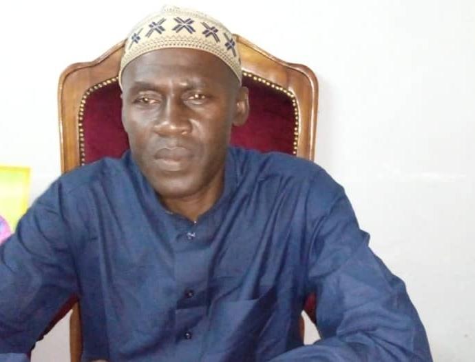 l'imam Koussoubé Salif de la mosquée Nour de Tiébissou